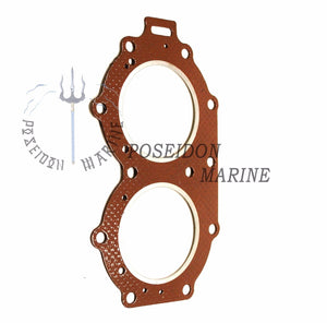Head gasket for Yamaha 30A RO: 689-11181-A2 27-84733M 27-19138M