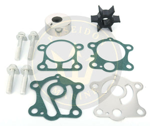 Water pump repair kit for Yamaha 25 hp 30 hp 6J8-W0078-A1 2 str outboard