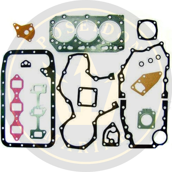 Head gasket set for Yanmar 3JH2E RO : 729171-92600 129171-01330