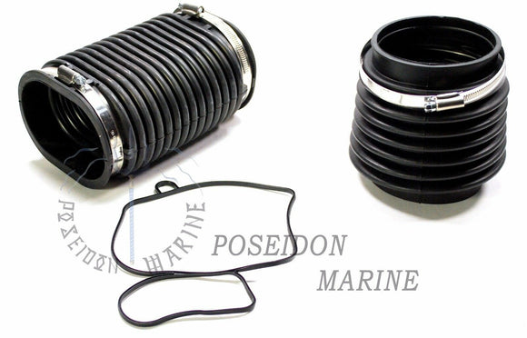 Bellows kit for Volvo Penta SX-A DPS-A RO: 3888916 3841481 22197130 3889788