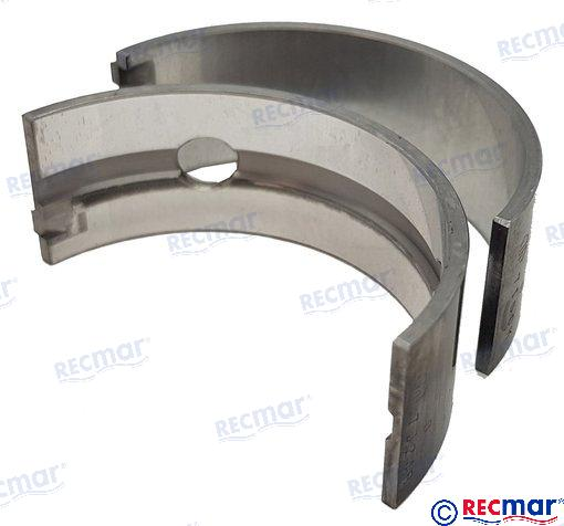 Main bearing STD for Yanmar 3JH3 3JH4E 3JH5 4JH4 4JH5 RO: 129001-02931