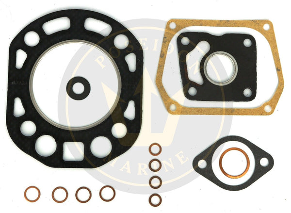 Head gasket set for Yanmar SB12 with head gasket 104564-01332 104564-01331