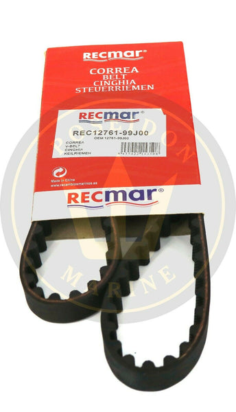 Timing belt for Suzuki DF8A DF9.9A RO: 12761-99J00