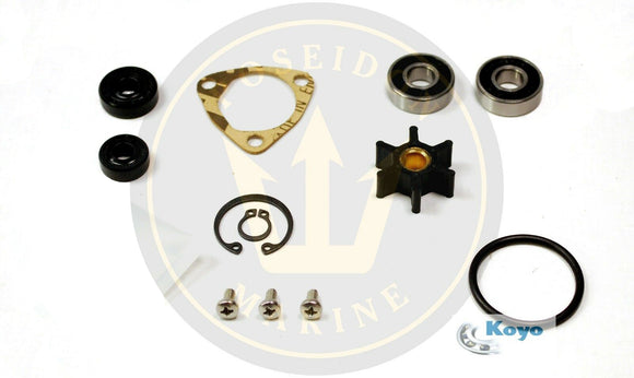 Water pump repair kit for Yanmar 1GM 1GM10 128170-42070 for pump 128170-42200