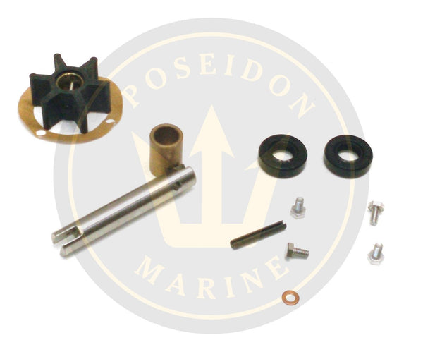 Water pump repair kit for Volvo Penta MD5 MD6 MD7 MD11 MD17 RO: 21951422 875584