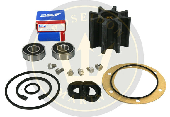 Water pump repair kit for Volvo Penta 860629 3583115 similar to 877373 3841697