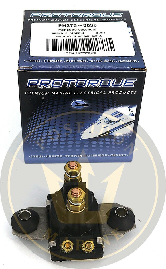 Solenoid for Mercruiser & Mercury Outboard, RO: 89-818999A2 850188T1 89-818999A1