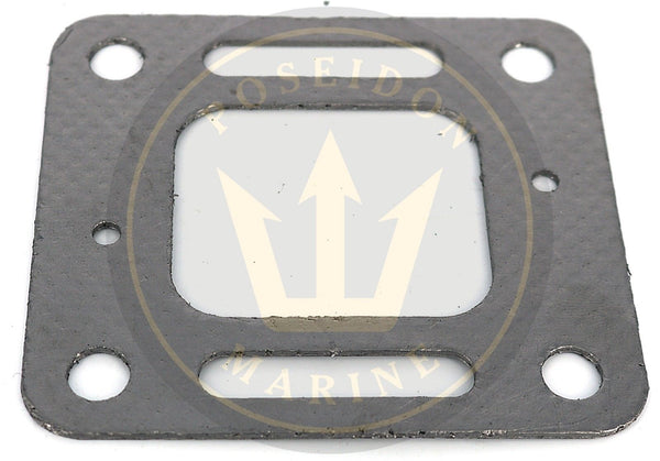Elbow gasket for Mercruiser RO: 27-863724Q V6 V8 with raw water cooling
