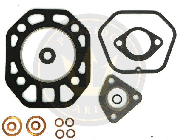Head gasket set for Yanmar YSB8 YSE8 with head gasket 104264-01331 104264-01330