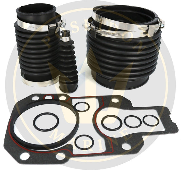 Bellows kit for MerCruiser Alpha 1 Gen1 RO: 60932A4 18654A1 74639Q02 27-94996Q2