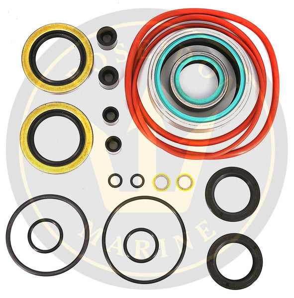 Gearcase seal kit for Mercruiser Bravo I II III RO: 26-76868A04
