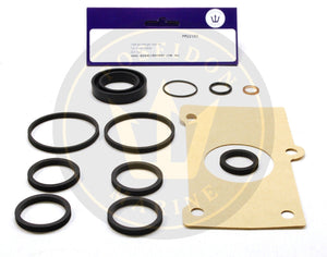 Heat exchanger seal kit for Volvo Penta AQ120B AQ125A AQ125B AQ140A AQ145 831924