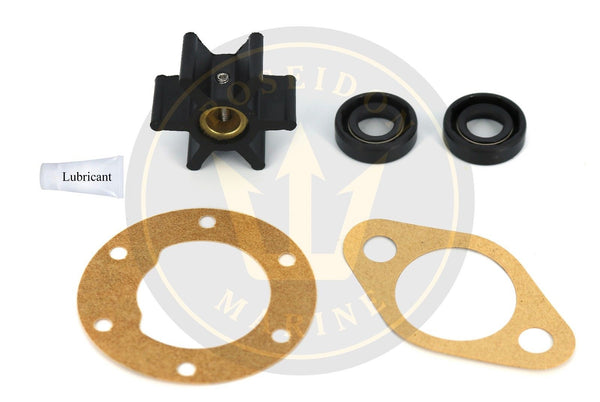 Impeller kit for Volvo Penta 875807 876689 3586494 seals 804695 MB10 MD1A MD2A