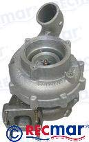 Turbo for Volvo Penta D4-300, Replaces 3801173