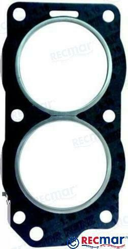 HEAD GASKET FOR EVINRUDE JOHNSON 9.9HP 15HP 255cc 1993 1999 RO 338222 0778195