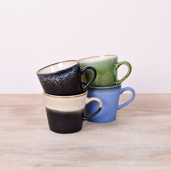 set of 4 cappuccino mugs