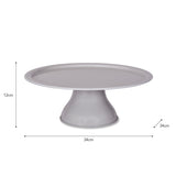 classic cake stand measurements