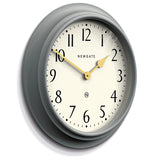 Westhampton Grey Clock
