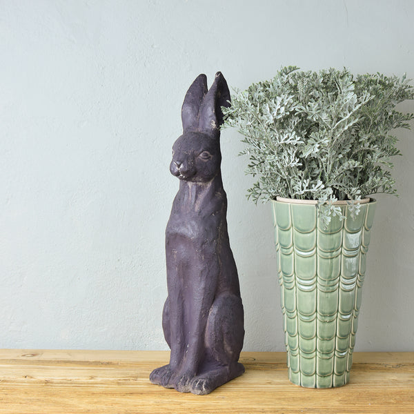 rustic decorative rabbit