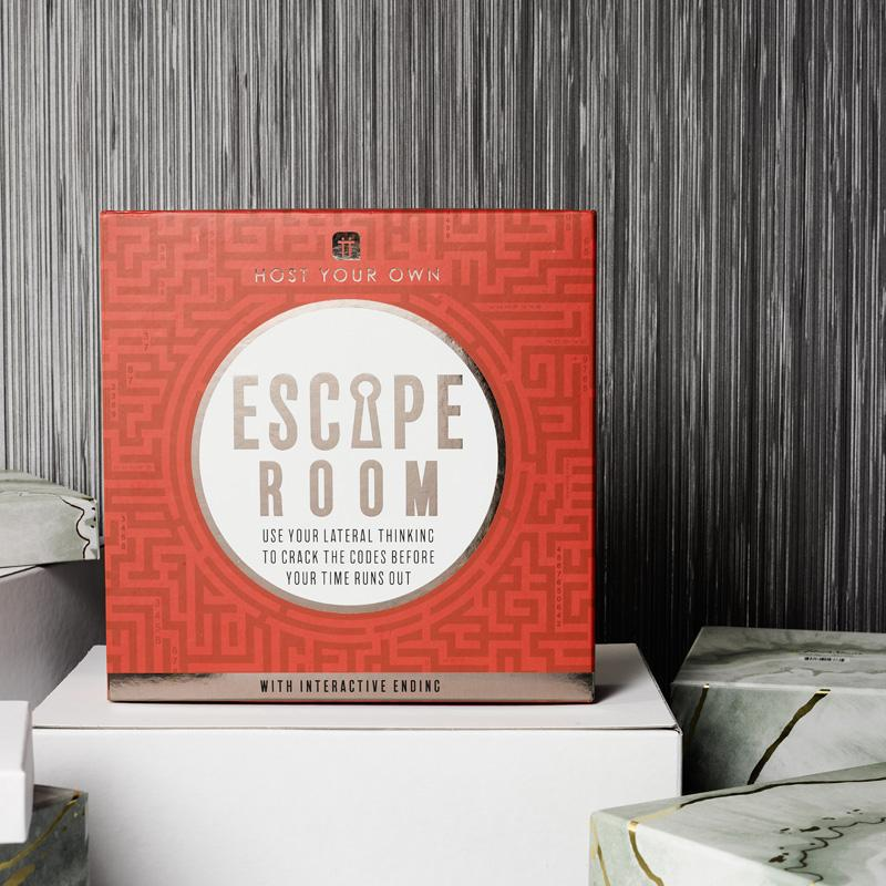 host your own escape room game