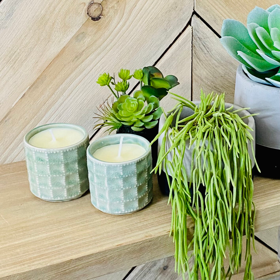 sorrento candle mint