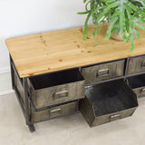 industrial storage cabinet drawers
