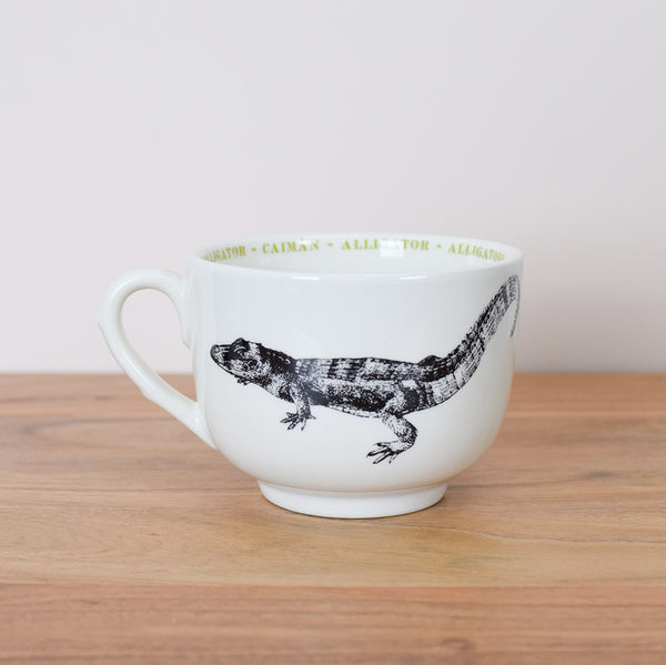 Alligator Oversized Cup