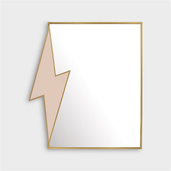 lightning bolt mirror