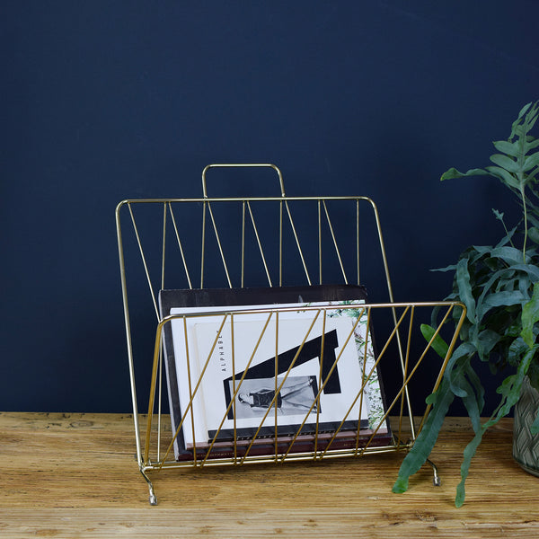 diamond magazine rack