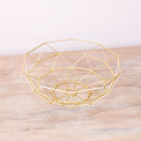 Wire Diamond Cut Basket
