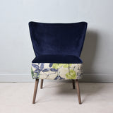 phoebe forest cocktail chair front