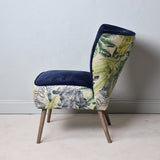 phoebe forest cocktail chair side