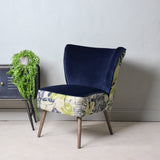 phoebe forest cocktail chair