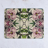 floral tablemat