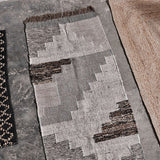 wool and cotton mix rug