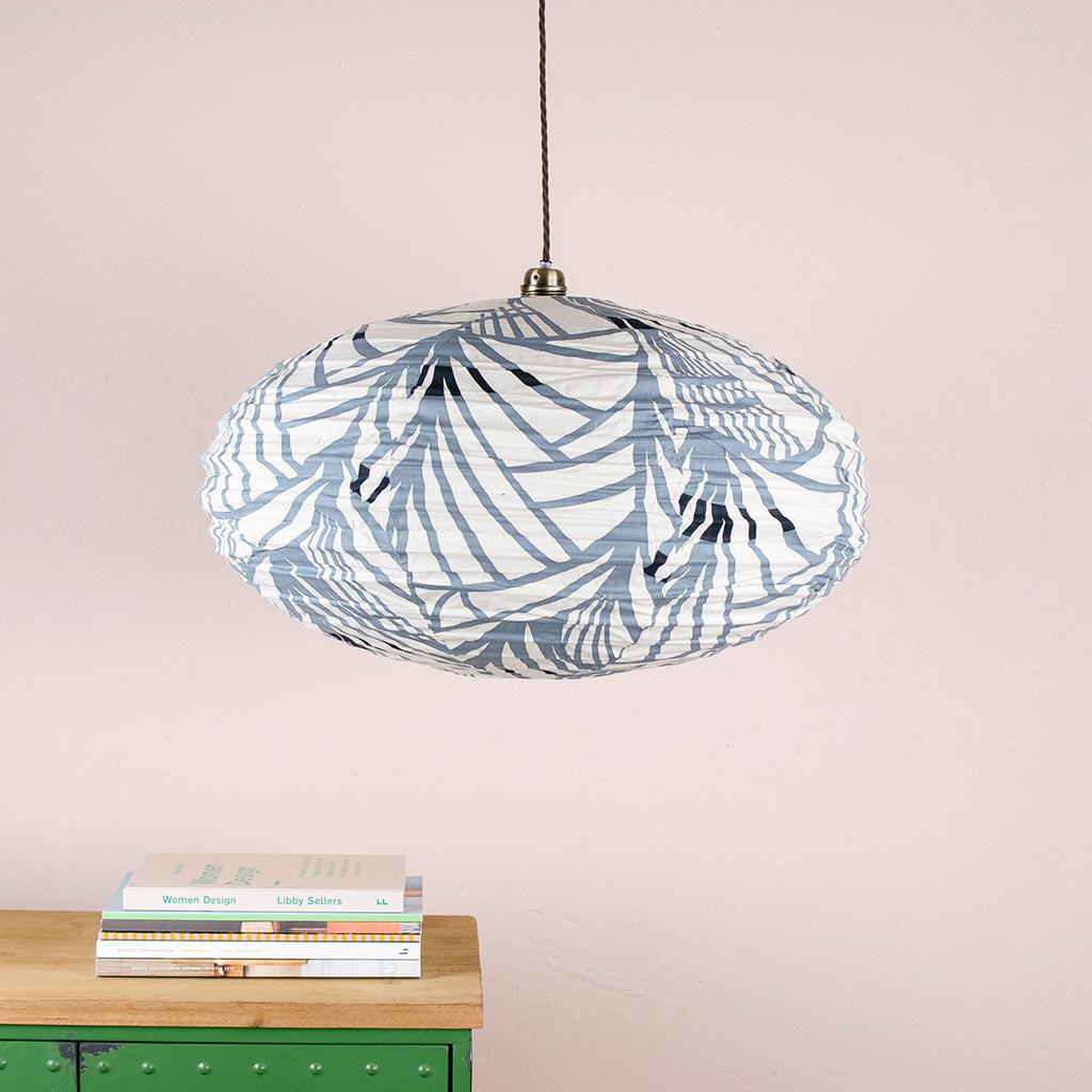 rain forest pendant round shade