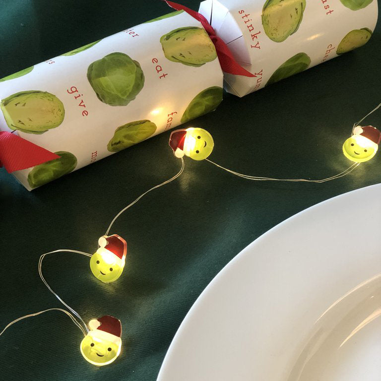 sprout LED string lights