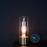 Talbot Table Lamp - Gold