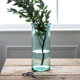 Column Glass Vase