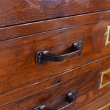 vintage multi drawer unit handles