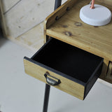 wide ladder desk drawer