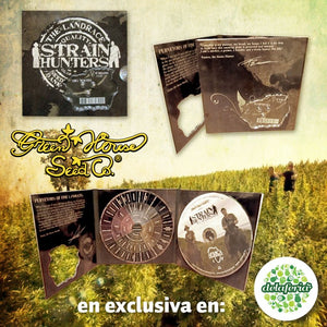 Strain Hunters by Green House en Delaferia