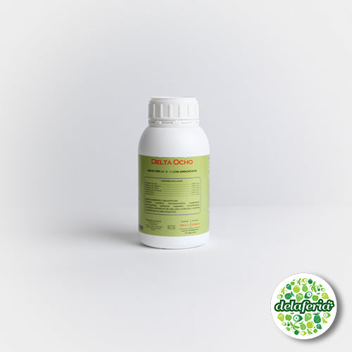 Delta 8 500 ml Cannabiogen