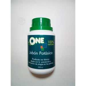Jabón Potásico One 250ml