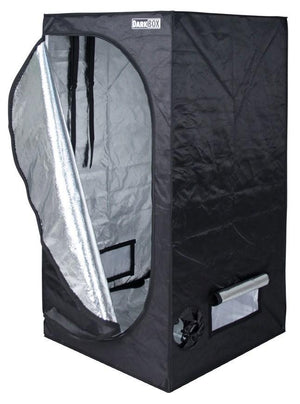 Kit Indoor Completo Dark Box 100x100x200cm - 400 W