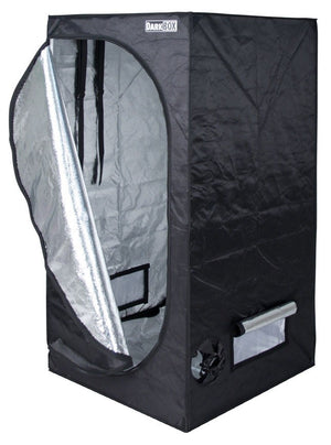 Carpa Dark Box 100x100x200 cm.