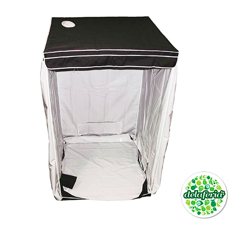 Carpa cultivo Indoor CultiBox Light  120x120x200