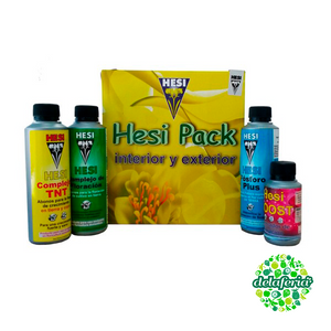 Hesi Pack (Hesi) cuatro productos 850ml.
