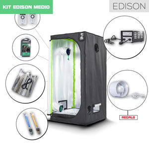 Kit Piranha Edison 80 - 250W MEDIO