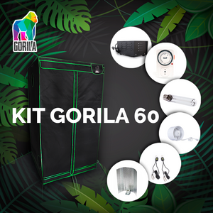 Kit Indoor Completo Gorila 60 - 250 W